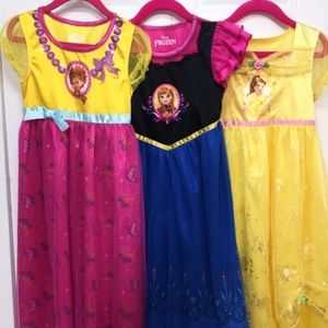 Disney nightgowns